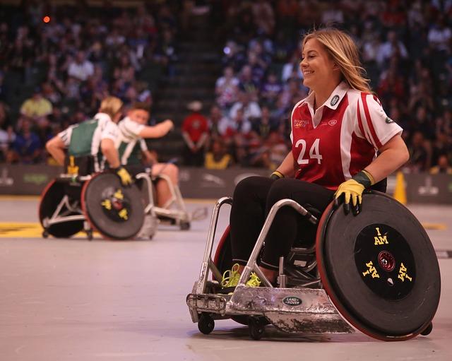 Le foot fauteuil :  du football pour les handisport